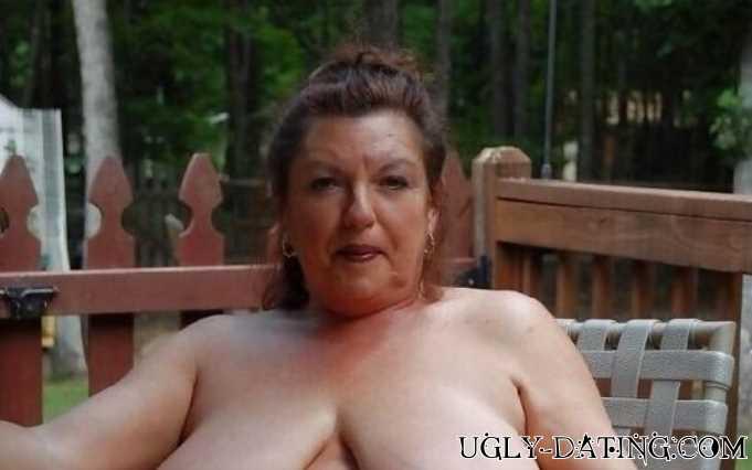Würdest Du auch eine hässliche Frau ficken?